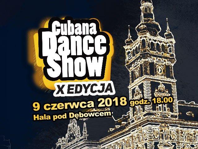 Cubana Dance Show 2018
