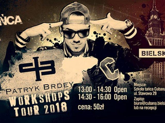 Patryk Brdey - Workshop