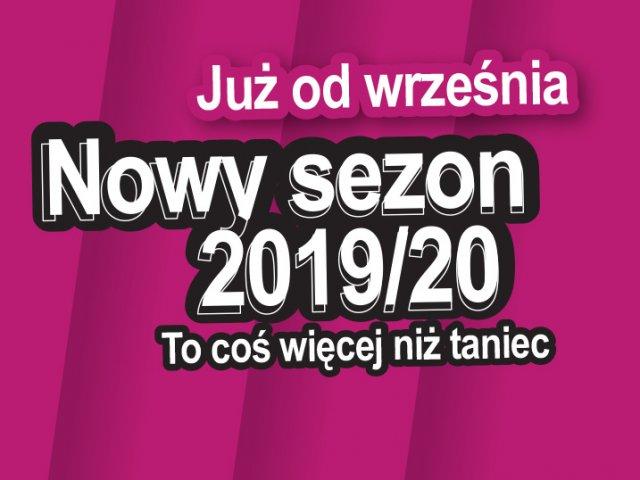 Nowy Sezon 2019/20