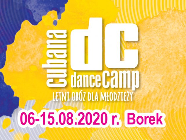 Cubana Dance Camp - Borek 2020