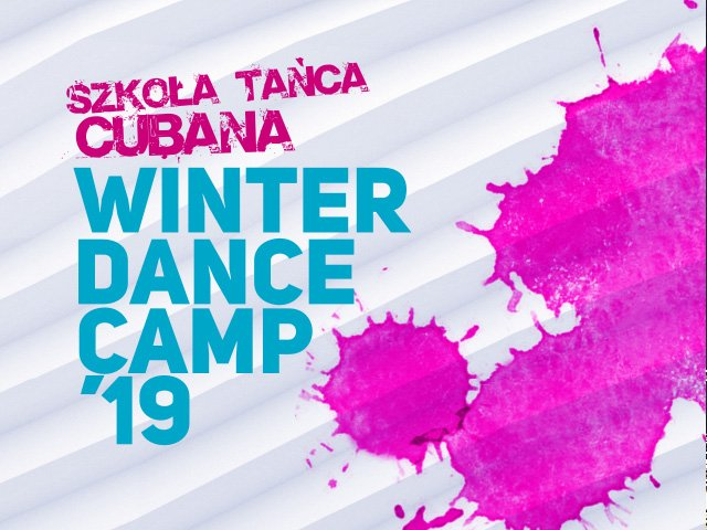 Cubana Winter Dance Camp 2019