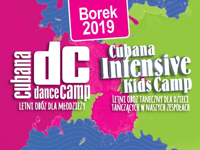 Cubana Dance Camp - Borek 2019