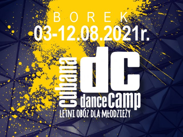 Cubana Dance Camp - Borek'21