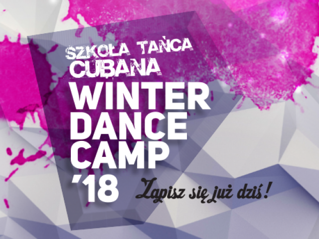 Cubana Winter Dance Camp