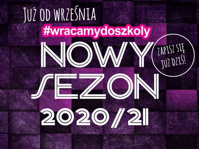 Nowy Sezon 2020/21