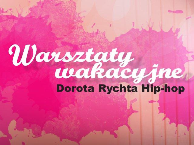 Warsztaty z Dorotą!
